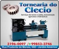 CLECIO TORNEARIA E HIDRÁULICOS