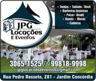 JPG LOCAÇÃO DE TENDAS / EQUIPAMENTOS PARA EVENTOS