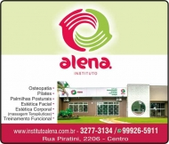 CLÍNICA DE TERAPIAS ALTERNATIVAS / STUDIO DE PILATES / ALENA INSTITUTO