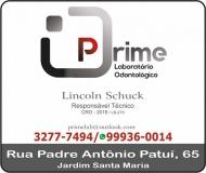 PRIME LABORATÓRIO ODONTOLÓGICO