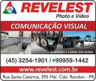 REVELEST COMUNICAÇÃO VISUAL