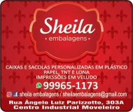 SHEILA EMBALAGENS SACOLAS E CAIXAS PERSONALIZADAS