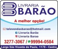 BARÃO LIVRARIA E PAPELARIA