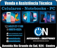 ON NOTEBOOKS ASSISTÊNCIA TÉCNICA ESPECIALIZADA INFORMÁTICA E CELULARES