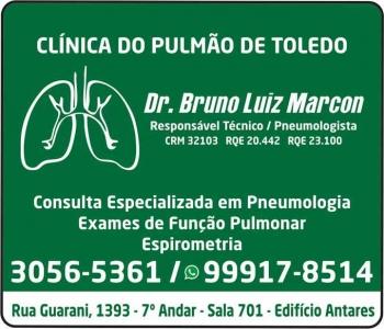 CLÍNICA DE PNEUMOLOGISTA BRUNO LUIZ MARCON / RINITE / DOENÇAS RESPIRATÓRIAS / CLÍNICA DO PULMÃO DE TOLEDO