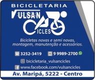 VULSAN CICLES BICICLETARIA
