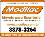 MODILAC MÓVEIS PARA ESCRITÓRIO