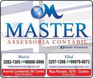 MASTER CONTABILIDADE E ASSESSORIA EMPRESARIAL / ESCRITÓRIO CONTÁBIL