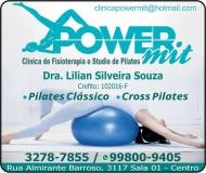 STUDIO DE PILATES LILIAN SILVEIRA SOUZA / CROSS PILATES / UROLOGIA / POWER MIT