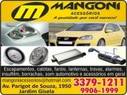 Anuncio - MANGONI ACESSÓRIOS AUTOMOTIVOS