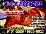 Anuncio - AJF EVENTOS