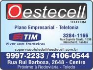 OESTECELL TELECOM TIM CORPORATIVO