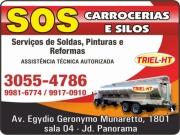 SOS CARROCERIAS SILOS E SOLDAS