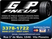 Anuncio - GP PNEUS E RODAS