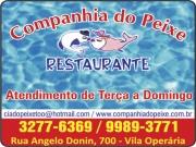 Anuncio - COMPANHIA DO PEIXE RESTAURANTE