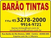 BARAO TINTAS