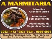 Anuncio - A MARMITARIA MARMITEX