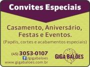 GIGA BALÕES DECORAÇÕES FESTAS E EVENTOS