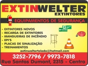 EXTINWELTER EXTINTORES