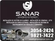 Anuncio - SANAR VIGILÂNCIA ELETRÔNICA