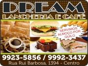 Anuncio - DREAM LANCHERIA E CAFÉ