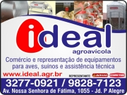 IDEAL AGROAVÍCOLA COMÉRCIO E REPRESENTAÇÕES