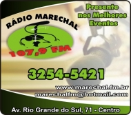 MARECHAL 107,9 FM RÁDIO COMUNITÁRIA