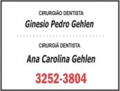 DR GINESIO GEHLEN