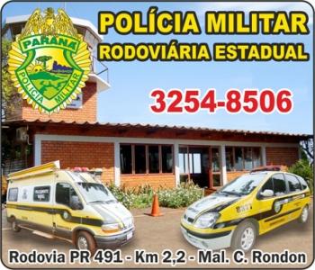 POLÍCIA MILITAR RODOVIÁRIA ESTADUAL