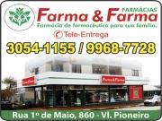 Anuncio - FARMA E FARMA PASTÓRIO FARMÁCIA