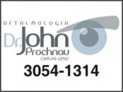Oftalmologia John Prochnau