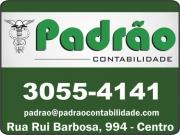 PADRAO CONTABILIDADE