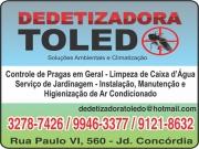 Anuncio - TOLEDO DEDETIZADORA