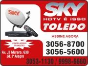 SKY TOLEDOTV POR ASSINATURA SKY HDTV
