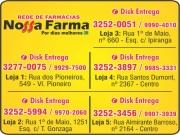 Anuncio - NOSSA FARMA FARMÁCIA