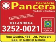 PANCERA FARMÁCIAFARMAÚTIL