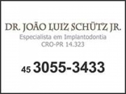 Anuncio - 194-Cirurgião Dentista João Luiz shutz Jr