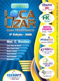Capa de Rondon em 2008