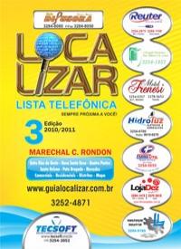 Capa de Rondon em 2010