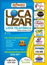Capa de Rondon em 2012